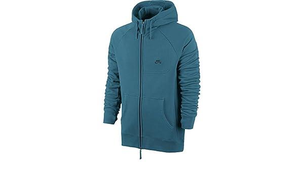 538cf94c5707e Nike SB Everett Graphic FZ Hoodie Sweat-Shirt pour Homme - Bleu - M   Amazon.fr  Vêtements et accessoires