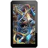 IKALL N1 Tablet with 7-inch Display, 512MB RAM , 4GB Internal Memory and Dual Sim (Black)