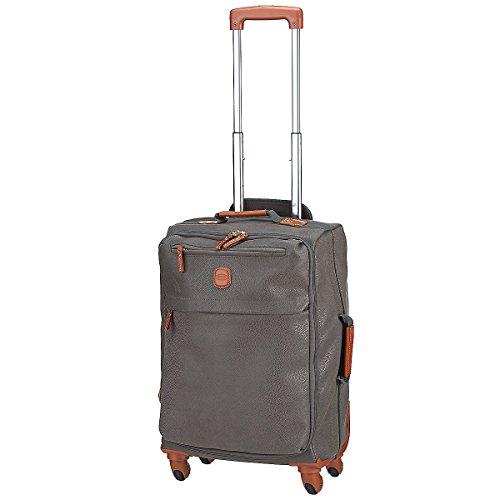 Bric's Laptop-Trolley, Dove Grey (Grau) - BID08117.424 Dove Grey