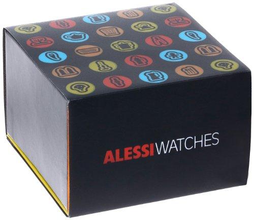 Alessi Kinder-Armbanduhr Analog Quarz Plastik rosa AL23003 - 3