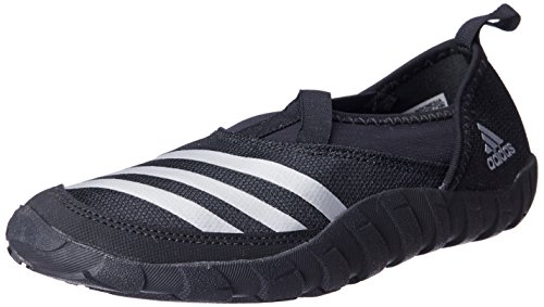 951a7582ebef Adidas b39821 Unisex Jawpaw K Core Black Silver Metallic Sneakers 2 Uk-  Price in India