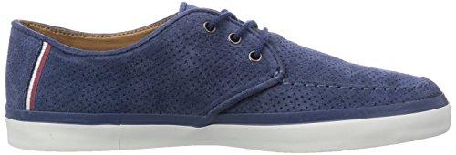 Lacoste Sevrin 6, Baskets Basses homme Bleu - Blau (DK BLU 120)
