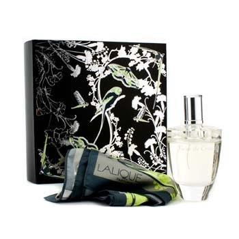 Lalique Lalique set eau de parfüm handtüche - fleur de cristal 1er pack 1 x 100 ml