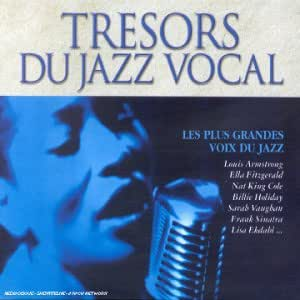 Trésors du Jazz vocal (Coffret 4 CD)