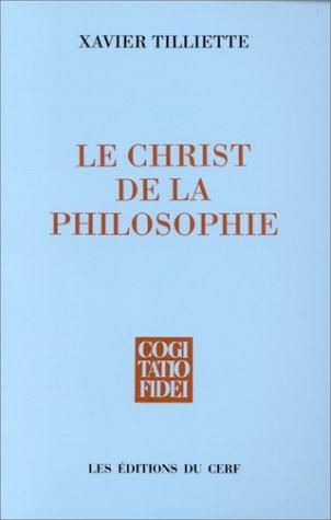 Le Christ de la philosophie