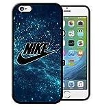 Générique Coque Compatible Iphone Samsung Nike Blue Vintage Etui Housse (4 4s)