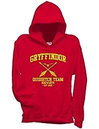 Sweatshirt GRYFFINDOR QUIDDITCH HARRY POTTER - FILM by Mush Dress Your Style