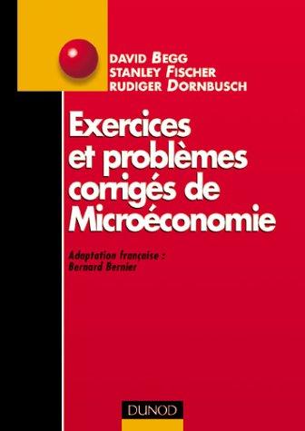 Exercices et problèmes corrigés de mic...