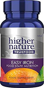 Higher Nature True Food Easy Iron Pack of 90