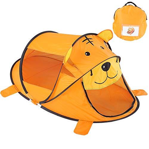 Sanqing Juego de Carpa Juego de Animales para niños...