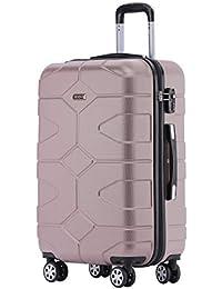 BEIBYE - TSA Schloß Airwheel Businesstrolley 2035 Hartschalenkoffer Koffer Handgepäck Trolley Rollkoffer,