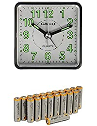 Réveil Digital Homme Casio Collection TQ-140-1BEF avec les batteries musikadult.siteBasics