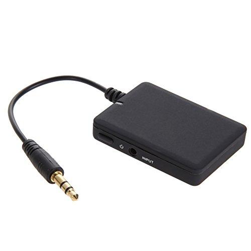 Demiawaking Wireless Bluetooth 4.0 Audio Stereo Ricevitore Musicale 3.5mm Adattatore Aux A2 da Auto
