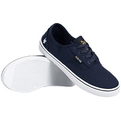 ZOO YORK Sneaker Uomo Navy