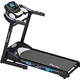 Powermax Fitness TDM-115S 2.0 HP Semi-Auto Lubrication Motorized Treadmill