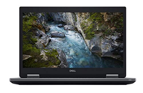 DELL Precision 7530 i7 15.6 inch IPS SSD Quadro Black