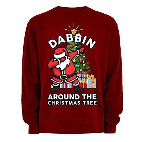 3fc2256c61f374 Cyber monday sale | dabbin christmas t shirt the best Amazon price ...