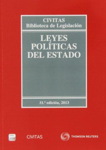 Leyes Políticas del Estado (Papel + e-book) (Biblioteca de Legislación)