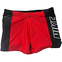 Nike Boxer Ropa de Baño para Niño Rojo NESS82104614