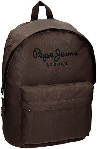 Pepe Jeans Plain Coloree Set Set Set per la Scuola, 42 cm, 21.5 Litri   Arte Squisita    Nuovo design    Grande Varietà  bfbaf2
