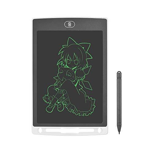 LCD Electronic Writing Malerei Zeichnung Tablet Board Pad 8,5 Zoll tragbare Grafikkarte für Entwürfe Zeichnungen Office Records für Kinder und Erwachsene