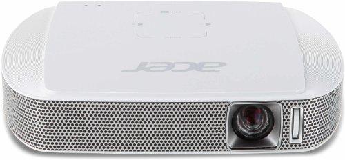 Acer C205 LED-Projektor (FWVGA 854 x 480 Pixel, 150 ANSI Lumen, Kontrast 1,000:1)
