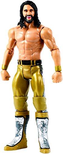 (WWE FMH58 Seth Rollins Wrestlemania Figur, 15 cm)