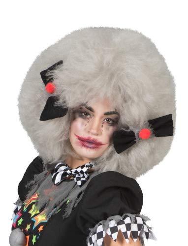 Perücke Carnevil Lady - Carnevil Kostüm