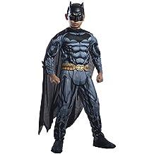 Rubie's - Disfraz de Batman para niños de 3 - 4 años (VZ-2800)