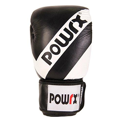 Rewel by Powrx Trainings-Boxhandschuhe Profi Echtleder