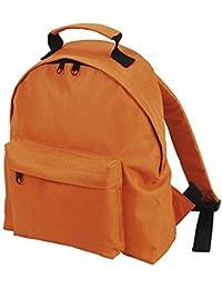 Halfar - Sac à dos ENFANT école loisirs - 1802722 RUCKSACK KIDS - orange - mixte fille / garçon