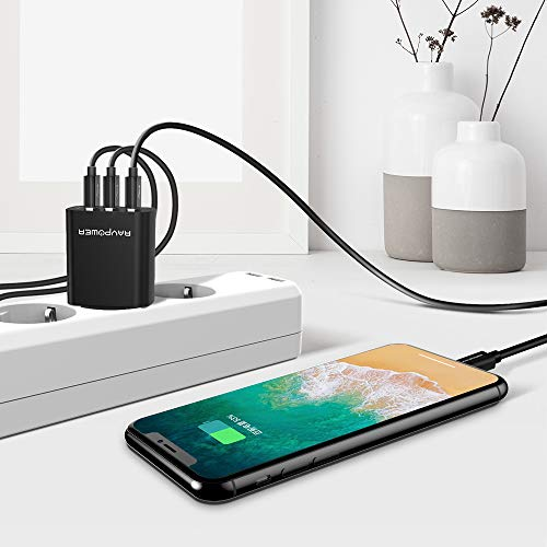 RAVPower – USB-Ladegerät - 7