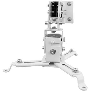 Videoprojektor Beamer Deckenhalterung Wandhalterung weiß für Acer H6500 H6510BD X1213 X1110 P1100 P1303W P1165P H5350