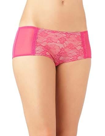Wonderbra - Lace Gel - Shorty - Uni - Femme - Rose - FR : 44 (Taille fabricant : XXL)