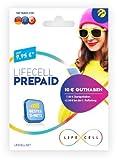 Lifecell Prepaid Sim Karte mit 10 € Startguthaben