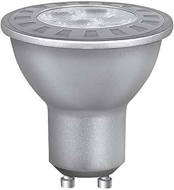osram led star par16 led reflektorlampe mit gu10 sockel nicht dimmbar ersetzt 50 watt 36. Black Bedroom Furniture Sets. Home Design Ideas