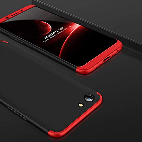 Roxel Oppo A83 GKK Back Cover 6 Sides Protection Full Body 3-in-1 Slim Fit Cover [ Better Than Normal Case ] 360° Protection Gkk Hybrid Case for Oppo A83 (2018 Edition) (Champagne, 64 GB) (4 GB RAM)
