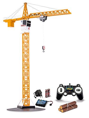 "Carson 500907301 - ""1:20 Tower Crane 2.4 GHz"" Fahrzeug"