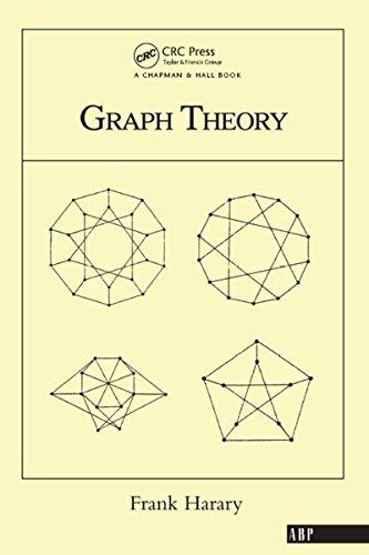 Graph Theory (on Demand Printing Of 02787) (Advanced Book Program)