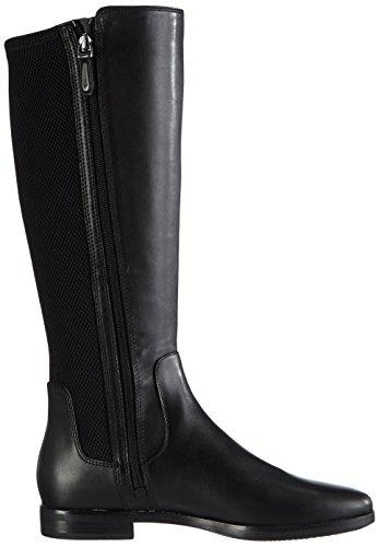 ECCO AARHUS Damen Chelsea Boots Schwarz (BLACK/BLACK 51052)