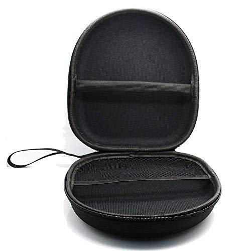 Headset Tasche Kopfhörer Tasche Headset Hard Case Kopfhörer Schutztasche Earphone Case für Kopfhörer as Sony MDR-XB950BT/B XB650BT ZX110 ZX110 ZX100, JBL T450BT, Sennheiser HD218, Bose QC15 und mehr thumbnail