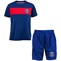 Maillot + Short - Collection officielle enfant - PARIS SAINT GERMAIN PSG - Football Ligue 1