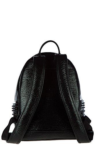 Imagen de mcm  bolso de mujer en piel nuevo stark cyber negro alternativa