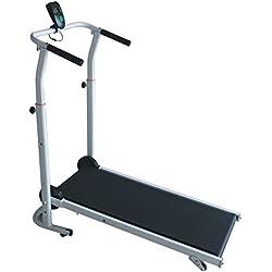 Cinta de Correr Magnetica Plegable Fitness Fàcil. Kawin Alfombrilla