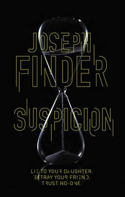 [(Suspicion)] [ By (author) Joseph Finder ] [June, 2014]