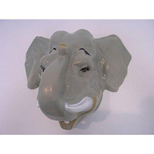 Los elefantes marinos del elefante de peluche Máscara Máscara de peluche de...