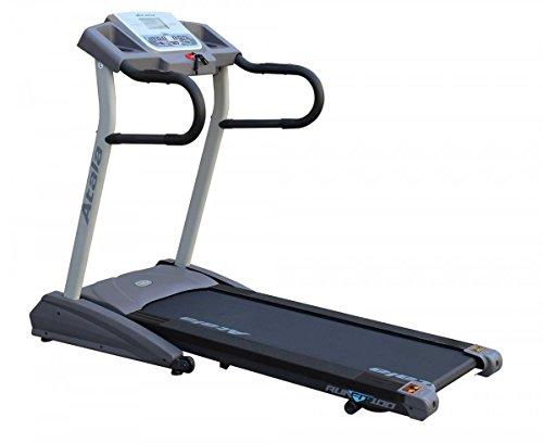 Atala Home Fitness Tapis roulant runfit 1001,75HP 1–16km/h 3niveaux inclinaison manuelle (Tapis roulant)/treadmill runfit 1001,75HP 1–16km/h 3Manual incline Level (Tapis roulant)