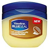 Vaseline Blue Seal Rich Conditioning Jelly Cocoa Butter 100ml