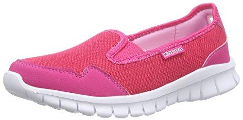 kappa-gomera-footwear-women-mesh-synthetic-damen-geschlossene-ballerinas-pink-2222-pink-38-eu-5-dame