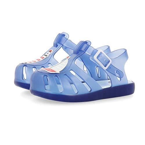 Gioseppo 47505, Sandalias para Bebés, Azul, 25 EU